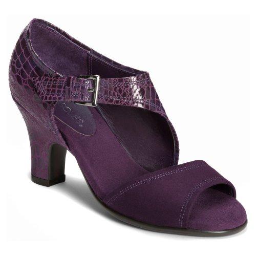 Aerosol Womens Ginsight Sandal Purple Combo