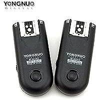 Yongnuo Professional Flash Trigger RF-603 II N3 for Nikon DSLR D7100, D7000, D5100, D5000, D3200, D3100, D600, D90, D53,D750 etc
