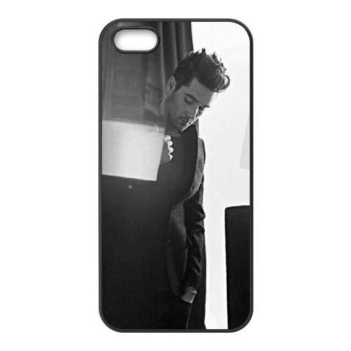 Bastille coque iPhone 5 5S Housse téléphone Noir de couverture de cas coque EBDOBCKCO10205