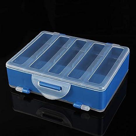 GDSZN Caja De Pesca De La Carpa Accesorios Señuelos Bait Box ...