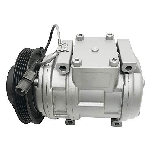 RYC Remanufactured AC Compressor and A/C Clutch ()
