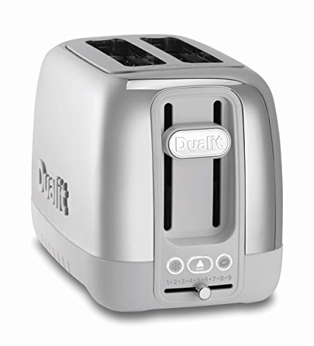 Dualit 26631 Domus 2 slice toaster, Porcelain