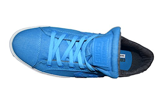 Converse Herren Sneaker Gr. 45 (US11) Chuck Taylor All Star Low Blau Grau *** Star Street Ox *** 146646C