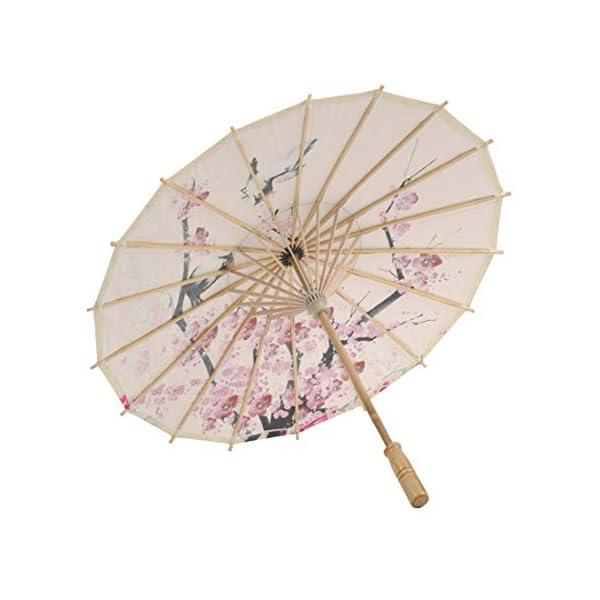 Parasols and Umbrellas