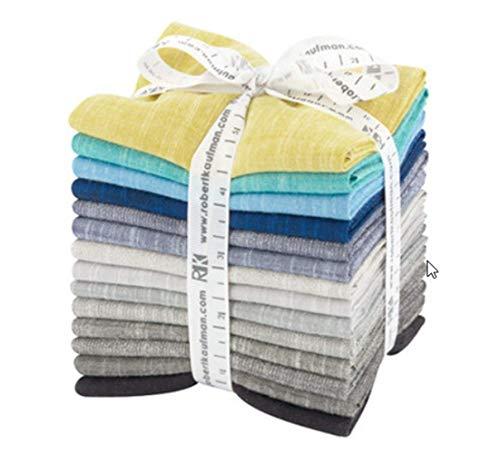 Manchester Cool 14 Fat Quarters Robert Kaufman Fabrics ()
