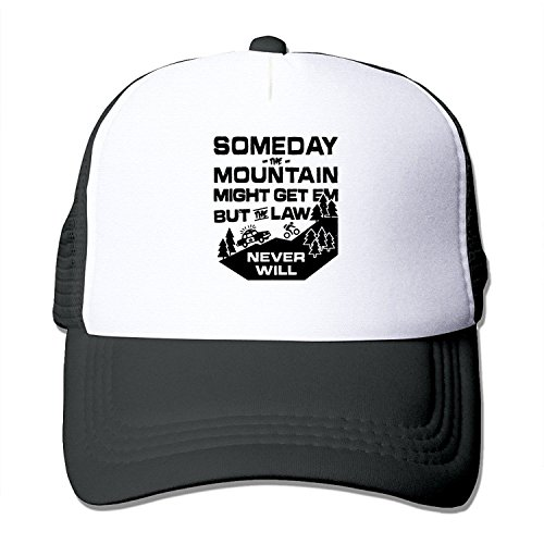 Mountain Bike Caps Unisex Sports Snapback Hats