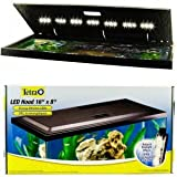 Tetra LED Aquarium Hood 16'' X 8''