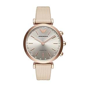 Emporio Armani Women's ART3020 Smart Digital Beige Watch