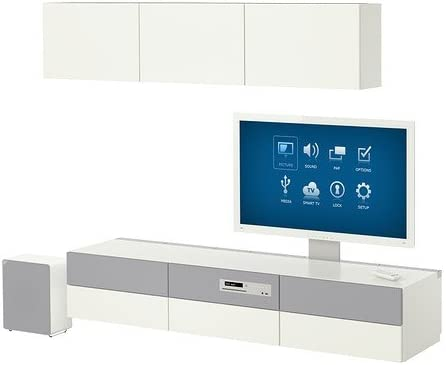 Ikea uppleva televisor 40 en blanco: Amazon.es: Electrónica