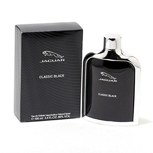 Jaguar Classic Black 3.4 OZ EDT Spray Mens New