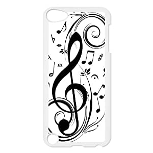 The symbol of music for Apple iPod Touch 5 Phone Case POK400253