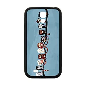 Distinctive birds on the tree twig Cell Phone Case for Samsung Galaxy S4