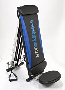 Total Gym XLS – Universal Home Gym for Total Body Workout by Total Gym