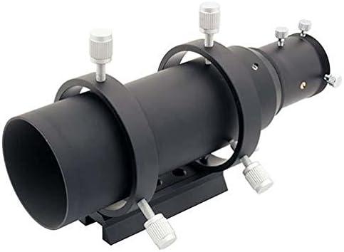 TS-Optics 50 mm Leitfernrohr, Guiding Scope Sucher mit Scharfstellung, TSL50D