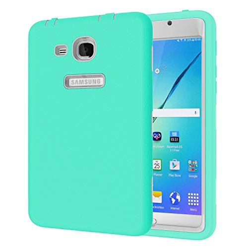 Beimu For Galaxy Tab A 7.0 Case,3 in 1 Hybrid Silicon Shockproof Impact Resistant Corner/Bumper Protection Armor Defender Cover for Samsung Galaxy Tab A 7.0 Inch Tablet 2016 (SM-T280 /SM-T285)