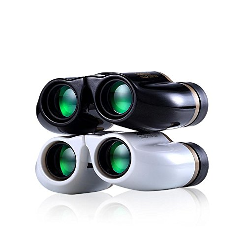 Ling@ Mini Pocket HD Fernglas Nacht Vision nicht Infrarot-Teleskopen bei hoher Vergrößerung Fernglas scharfe Super Bilder von dem Konzert Klavier Lack super klein, Super Mini