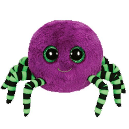 (Ty Beanie Boos Crawly - Halloween Spider)