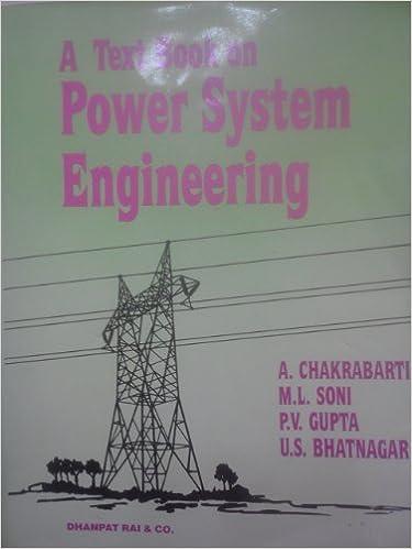 soni gupta bhatnagar power system book download