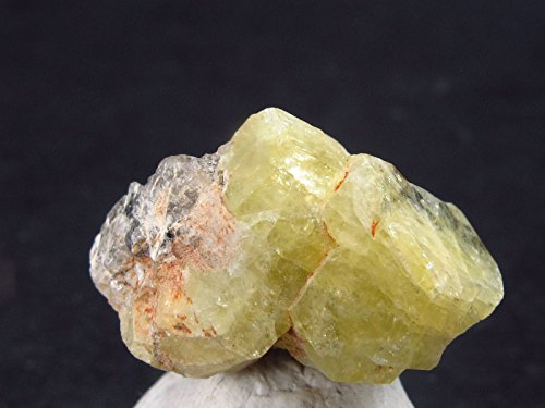 rhodizite crystal - 7