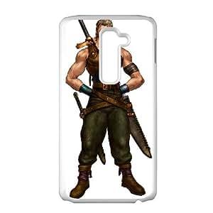 LG G2 Cell Phone Case White Fire Emblem The Sacred Stones JNR2082523