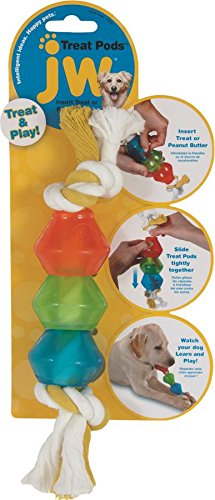 JW Pet Company Treat Pod for Dogs, Small (Jw Pet Dog Treats)