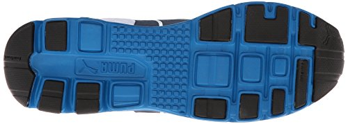 PUMA Mens Poseidon Cross-Training Shoe White/Majolica Blue/Methyl Blue M1H2rXRe