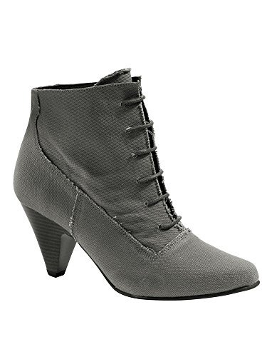 Anthrazit Grey in Chillany Stiefeletten Canvas Anthrazitgrau von qxTnx7aY