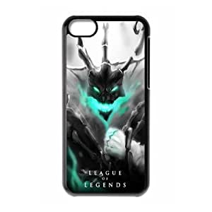 League Of Legends For iPhone 5C Csae protection Case DH538832