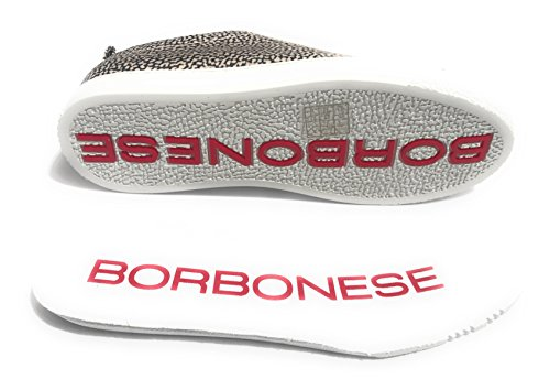 Borbonese Women's Trainers OP Natural U5v6749