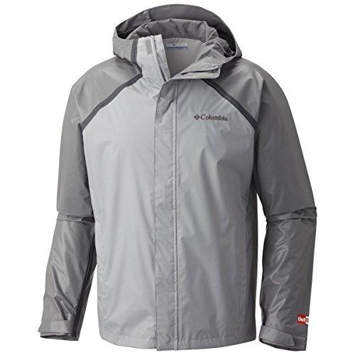 Columbia Men's Outdry Hybrid Jacket Columbia Grey/Titanium S