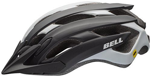 Bell Event XC MIPS Equipped Bike Helmet - Matte Black/White Road Block Small