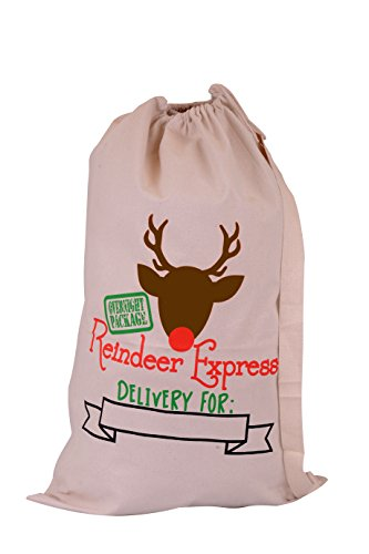 Bag Canvas Self Personalizable for Kids Gifts 22