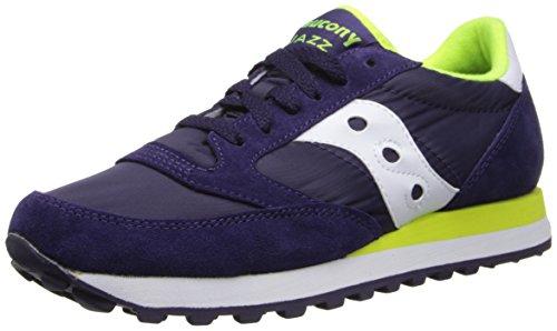 Jazz Original Donna 464 white Alla purple S1044 Saucony Purple Moda Sneaker CqnAwABd