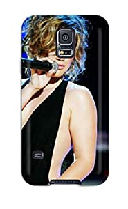 timothy e richey's Shop Cute Appearance Cover/tpu Kelly Clarkson Case For Galaxy S5 8522001K21655350