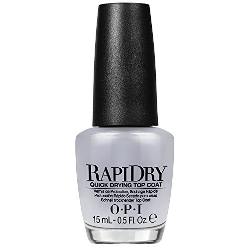 Fast Drying Top Coat - OPI Nail Lacquer Top Coat, RapiDry