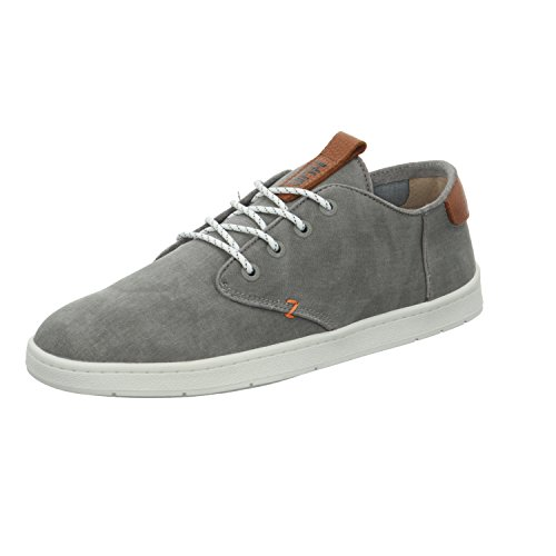 Hub Chucker 2.0 Canvas Black Off White Greyisch / Offwhite