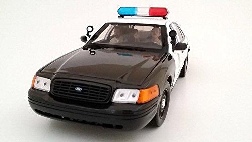 Seated Sheriff, Beige Uniform - American Diorama Figurine 23831 - 1/18 (Sheriffs Uniform)