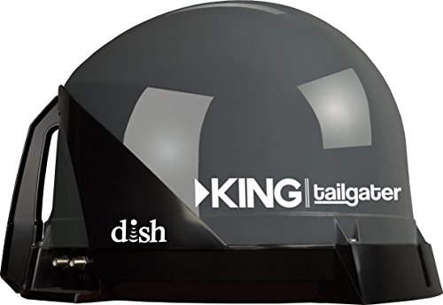 KING VQ4550 Tailgater Bundle - Portable Satellite TV Antenna and DISH Wally HD Receiver by KING (Image #7)