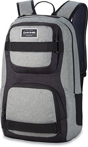 Dakine Duel 26L Backpack - Padded Laptop & iPad Sleeve - Insulated Cooler Pocket - Mesh Side Pockets - 19