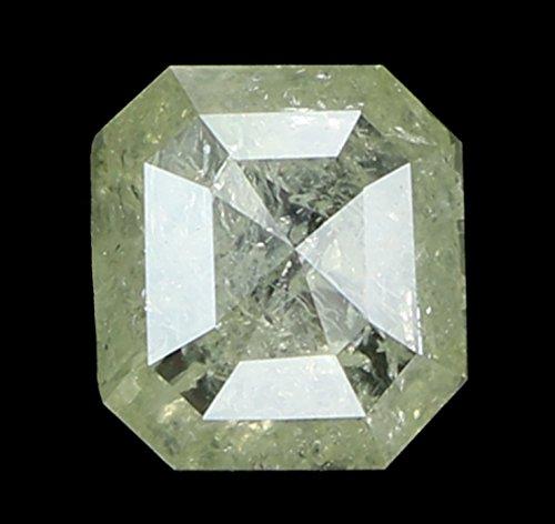 0.58 Ct Radiant Diamond - 4