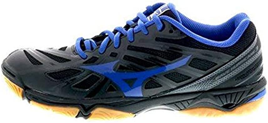 mizuno volleyball shoes royal blue print