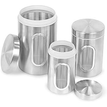 Amazon.com: Internet's Best Stainless Steel Storage