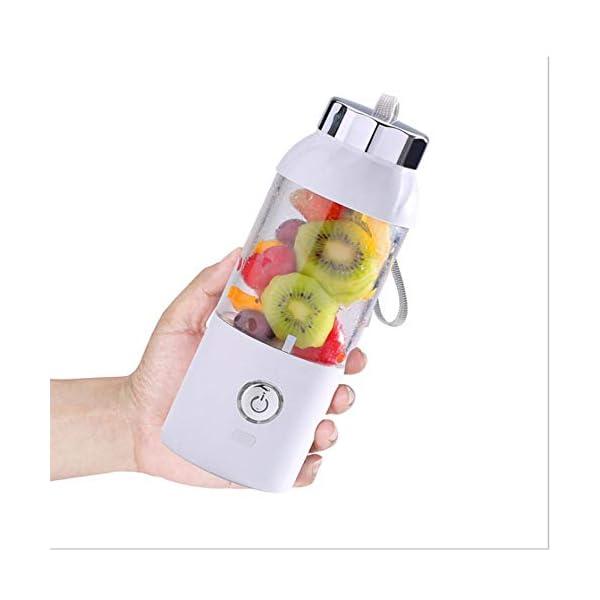 nchengtaishengtainongyeyouxiangongsijljll 550ml Portatile Elettrico spremiagrumi Blender-Cup USB Ricaricabile… 4 spesavip