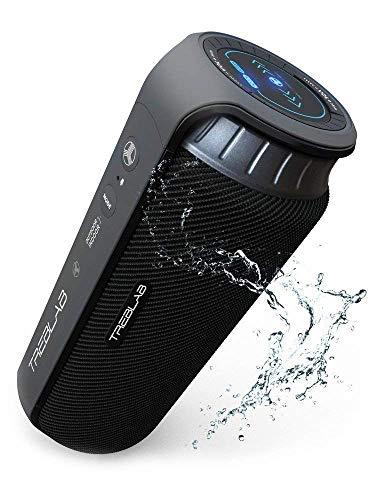 TREBLAB HD55 - Deluxe Bluetooth Speaker - Impeccable 360° H