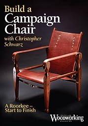 Build a Campaign Chair