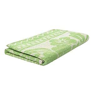 Cotton World Cotton Bath Towel - Green