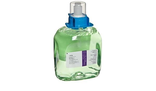 5187-03 Espuma para el cabello y el cuerpo con hidratantes, melón de pepino, 1250 mL FMX-12 Recarga (caja de 3) - - Amazon.com