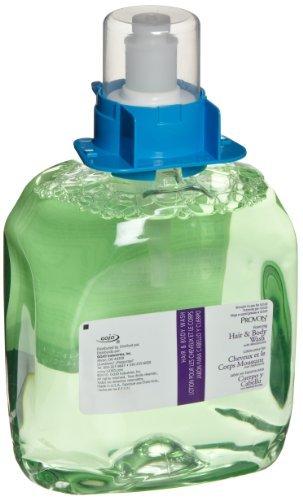 5187-03 Espuma para el cabello y el cuerpo con hidratantes, melón de pepino