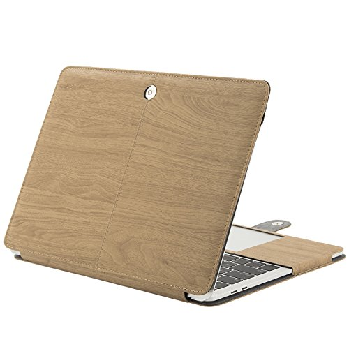 Mosiso MacBook Leather Release Newest
