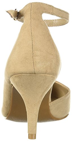 DREAM Pump Women's PAIRS Suede Ideal Nude rYRrx